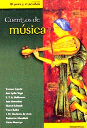 CUENTOS DE MUSICA        -COL.EL POZO Y EL PENDULO-