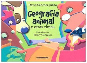 GEOGRAFIA ANIMAL Y OTRAS RIMAS