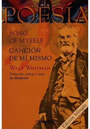 CANCION DE MI MISMO/SONG OF MYSELF (ED.BILINGUE)
