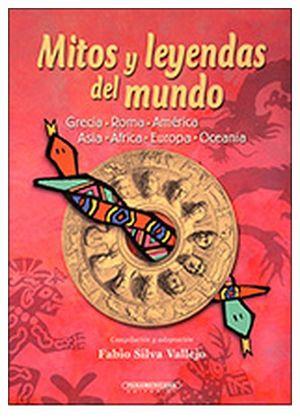 MITOS Y LEYENDAS DEL MUNDO (GRECIA/ROMA/AMERICA/ASIA/AFRICA) (PL)