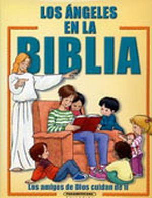 ANGELES EN LA BIBLIA, LOS   -LIBRO MALETA-