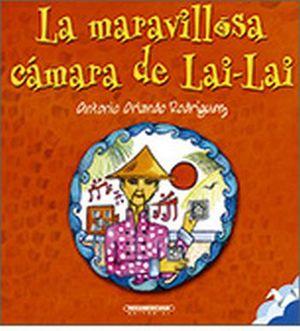 MARAVILLOSA CAMARA DE LAI-LAI (EMPASTADO)