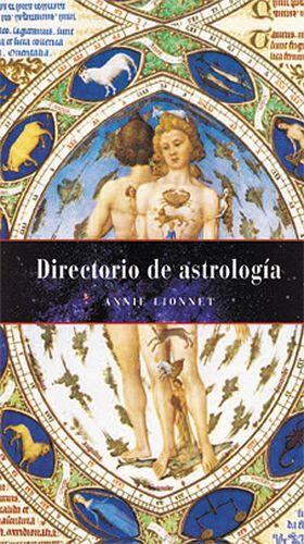 DIRECTORIO DE ASTROLOGIA