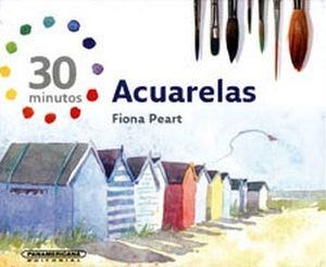 ACUARELAS                    (30 MINUTOS)