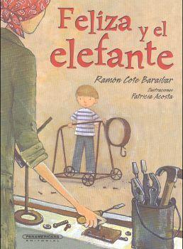 FELIZA Y EL ELEFANTE                      (EMPASTADO)