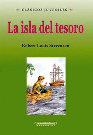 ISLA DEL TESORO, LA           -COL. CLASICOS JUVENILES/EMPASTADO-