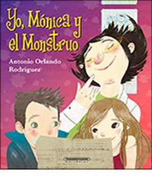 YO, MONICA Y EL MONSTRUO