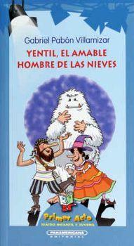 YENTIL -EL AMABLE HOMBRE DE LAS NIEVES-                      (PL)