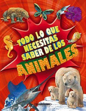TODO LO QUE NECESITAS SABER DE LOS ANIMALES