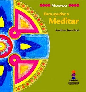 MANDALAS -PARA AYUDAR A MEDITAR-