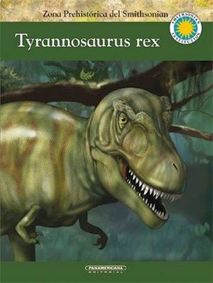 TYRANNOSAURUS REX        -COL. ZONA PREHISTORICA DEL SMITHSONIAN-