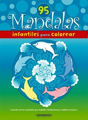 95 MANDALAS INFANTILES PARA COLOREAR
