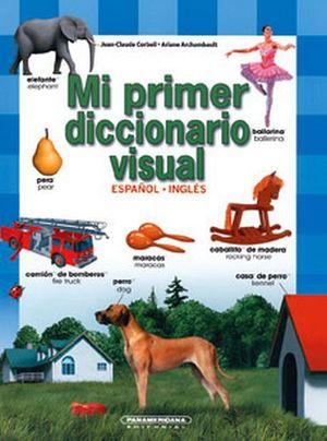 MI PRIMER DICCIONARIO VISUAL (ESP-ING)