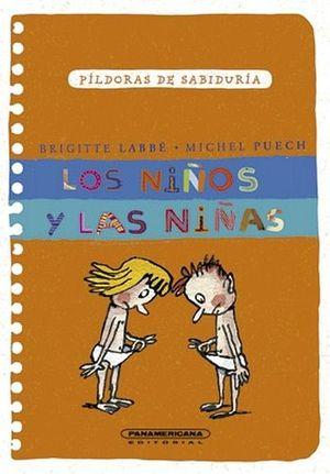 NIÑOS Y LAS NIÑAS, LOS     -COL.PILDORAS DE SABIDURIA-       (PL)