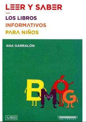 LEER Y SABER -LOS LIBROS INFORMATIVOS PARA NIÑOS- (VOCES)    (PL)