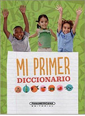 MI PRIMER DICCIONARIO                    (EMP.)