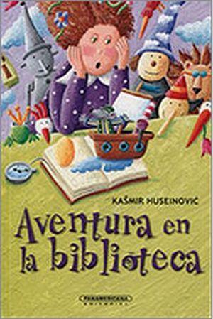 AVENTURA EN LA BIBLIOTECA                                    (PL)