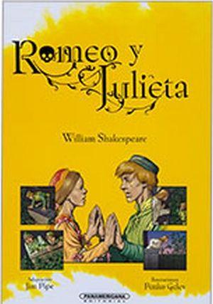 ROMEO Y JULIETA                          (ILUSTRADO)         (PL)