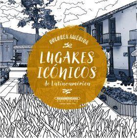 COLOREA AMERICA -LUGARES ICONICOS DE LATINOAMERICA-