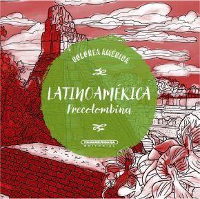 COLOREA AMERICA & LATINOAMERICA PRECOLOMBINA