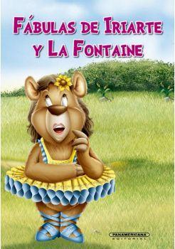 FABULAS DE IRIARTE Y LA FONTAINE          (EMPASTADO)
