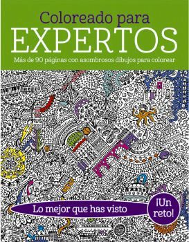 COLOREADO PARA EXPERTOS