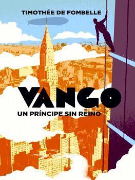 VANGO 2 -UN PRINCIPE SIN REINO-           (EMPASTADO)
