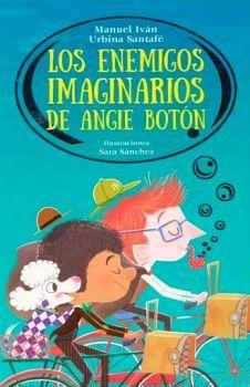 ENEMIGOS IMAGINARIOS DE ANGIE BOTON, LOS  (EMPASTADO)