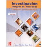 INVESTIGACION INTEGRAL DE MERCADOS
