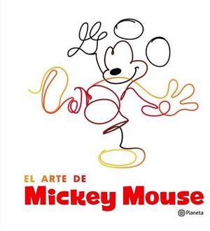 ARTE DE MICKEY MOUSE, EL                  (EMPASTADO)