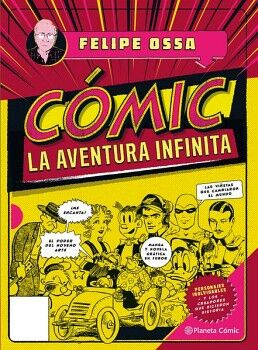 COMIC -LA AVENTURA INFINITA-