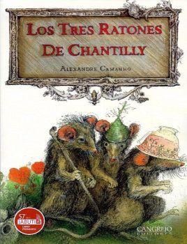 TRES RATONES DE CHANTILLY, LOS