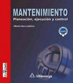 MANTENIMIENTO -PLANEACION, EJECUCION Y CONTROL-