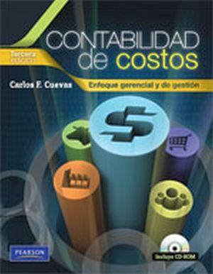 CONTABILIDAD DE COSTOS 3ED. C/CD