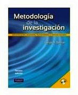 METODOLOGIA DE LA INVESTIGACION 3ED. C/CD