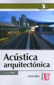 ACUSTICA ARQUITECTONICA              (AQUITECTURA)