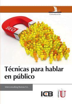 TECNICAS PARA HABLAR EN PUBLICO