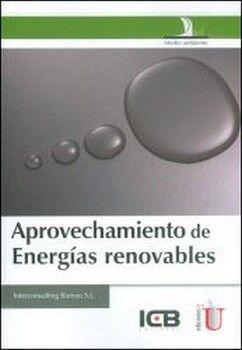 APROVECHAMIENTO DE ENERGIAS RENOVABLES
