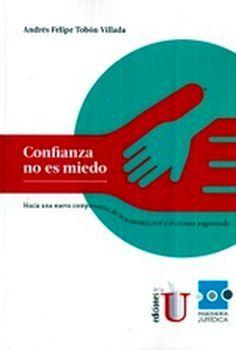 CONFIANZA NO ES MIEDO                     (INGENIERIA JURIDICA)