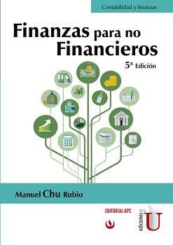 FINANZAS PARA NO FINANCIEROS 5ED.         (CONTABILIDAD Y FINANZA