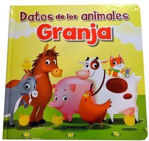 DATOS DE LOS ANIMALES  -GRANJA-