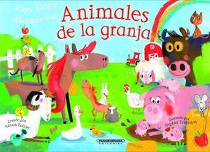 ANIMALES DE LA GRANJA -ENCUENTRALOS-      (EMPASTADO)