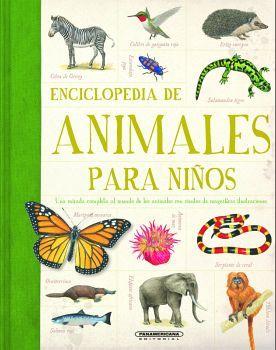 ENCICLOPEDIA DE ANIMALES PARA NIÑOS