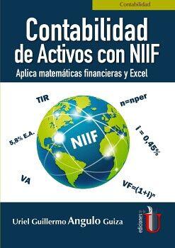 CONTABILIDAD DE ACTIVOS CON NIIF -APLICA MATEMATICAS-