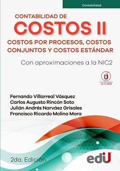 CONTABILIDAD DE COSTOS II 2ED. -COSTOS POR PROCESOS-