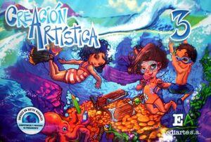 CREACION ARTISTICA 3RO. PRIM.