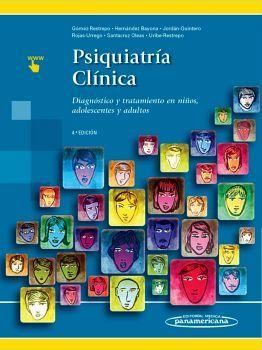 PSIQUIATRIA CLINICA -DIAG.TRAT. EN NIÑOS Y ADOLESC. 4ED.-