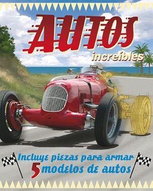AUTOS INCREIBLES (EMPASTADO)