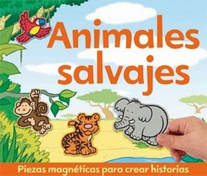 ANIMALES SALVAJES           (C/PIEZAS MAGNETICAS)