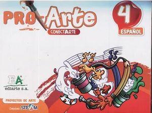 PROARTE 4 PRIM.  -PROYECTOS DE ARTE-  (ESPAÑOL)